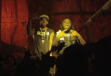 """UP IN HERE"" - Red Cafe feat. Fat Trel (music video) [EXPLICIT CONTENT]"